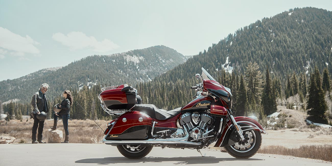 Indian® Roadmaster™Elite